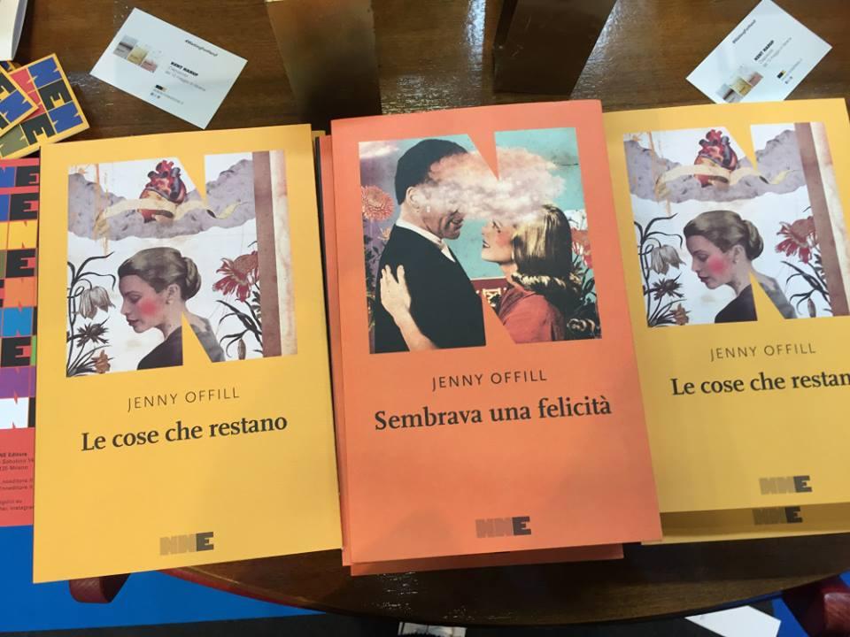 """""""Le cose che restano"""": Jenny Offill a Palermo"""