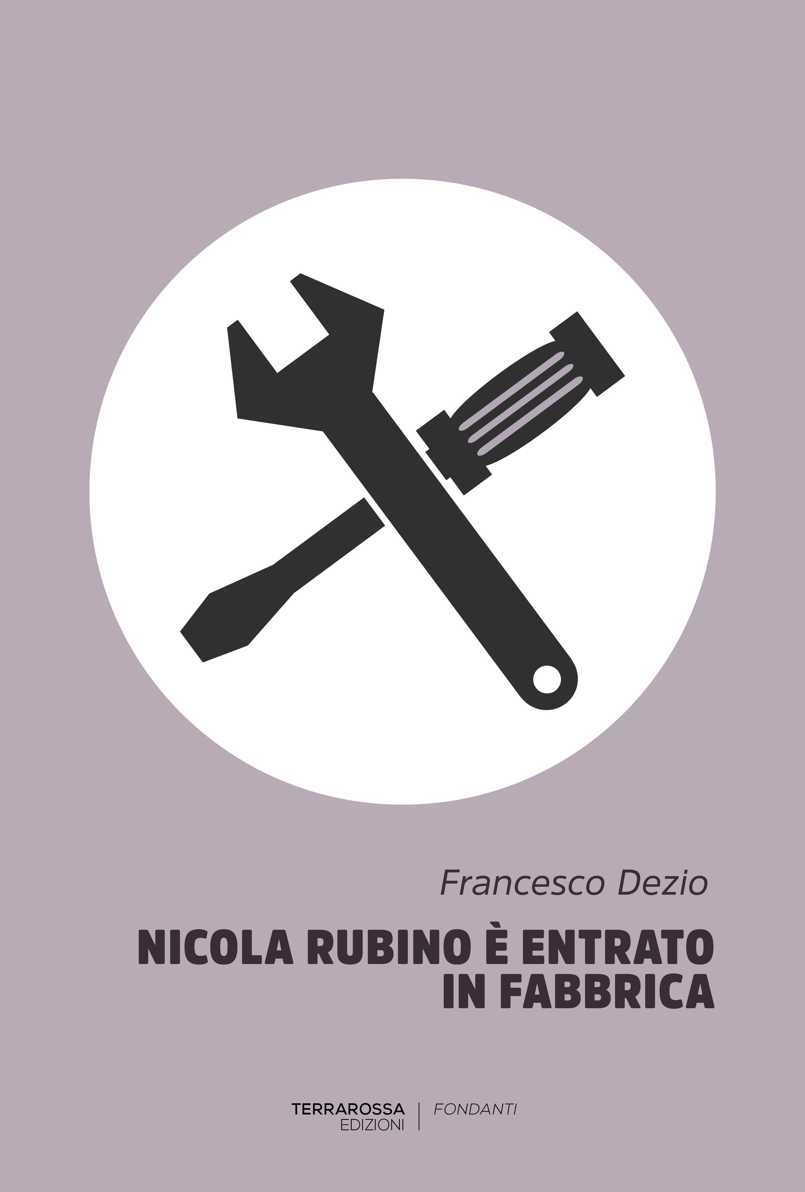 Nicola Rubino in tour – TerraRossa edizioni