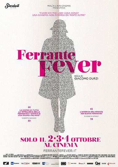 Elena Ferrante al cinema