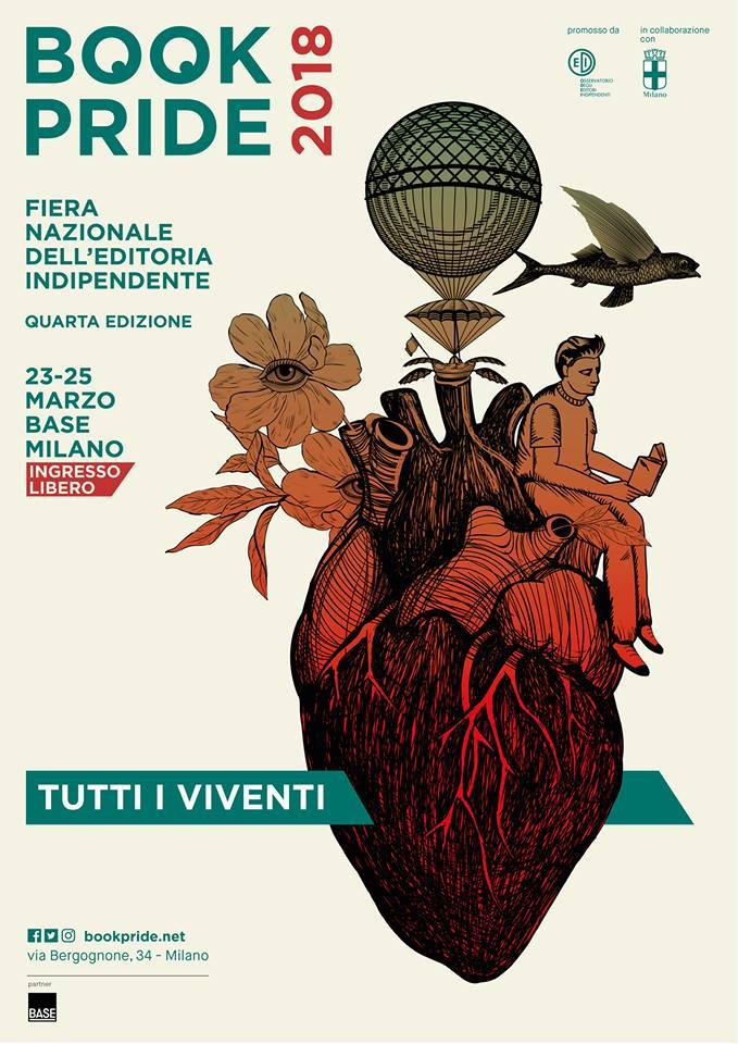 Book Pride – La fiera dell'editoria indipendente di Milano