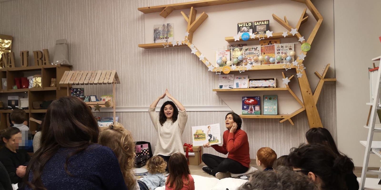 Parole in Musica: piccolo spettacolo interattivo per bimb* da 2 a 6 anni