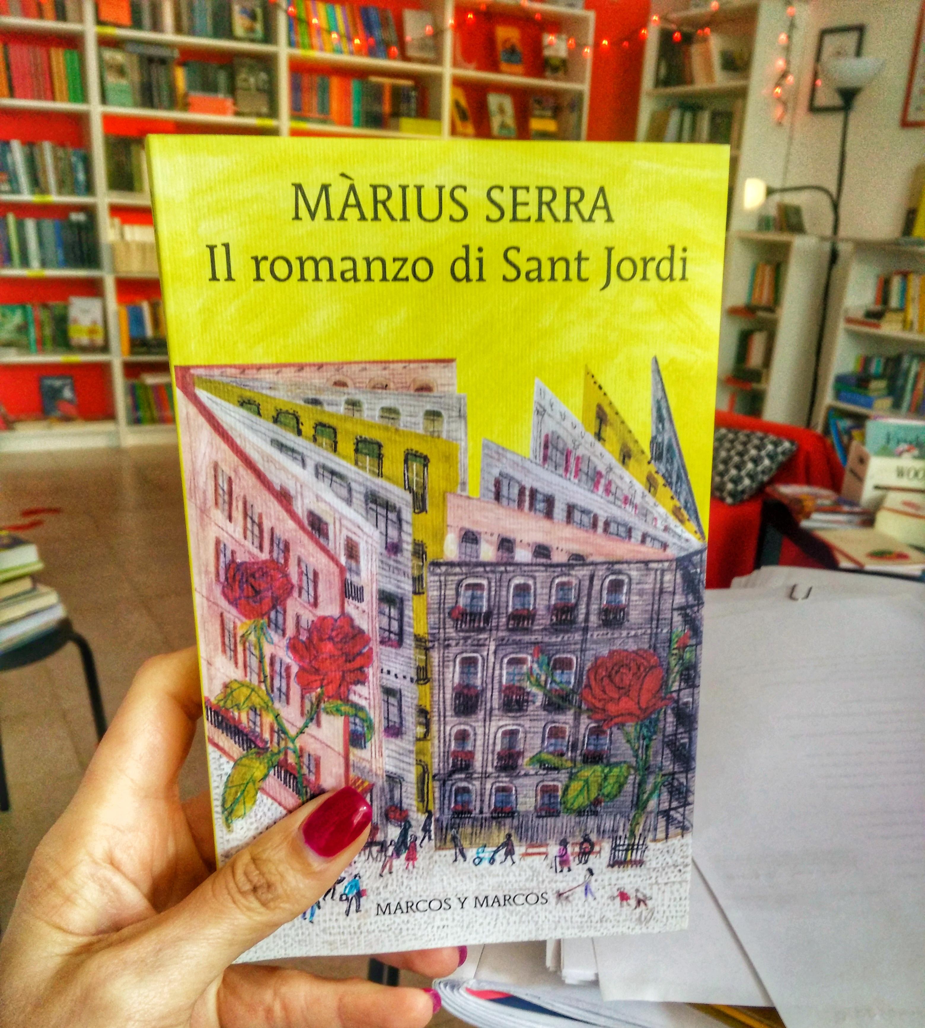 Il romanzo di Sant Jordi