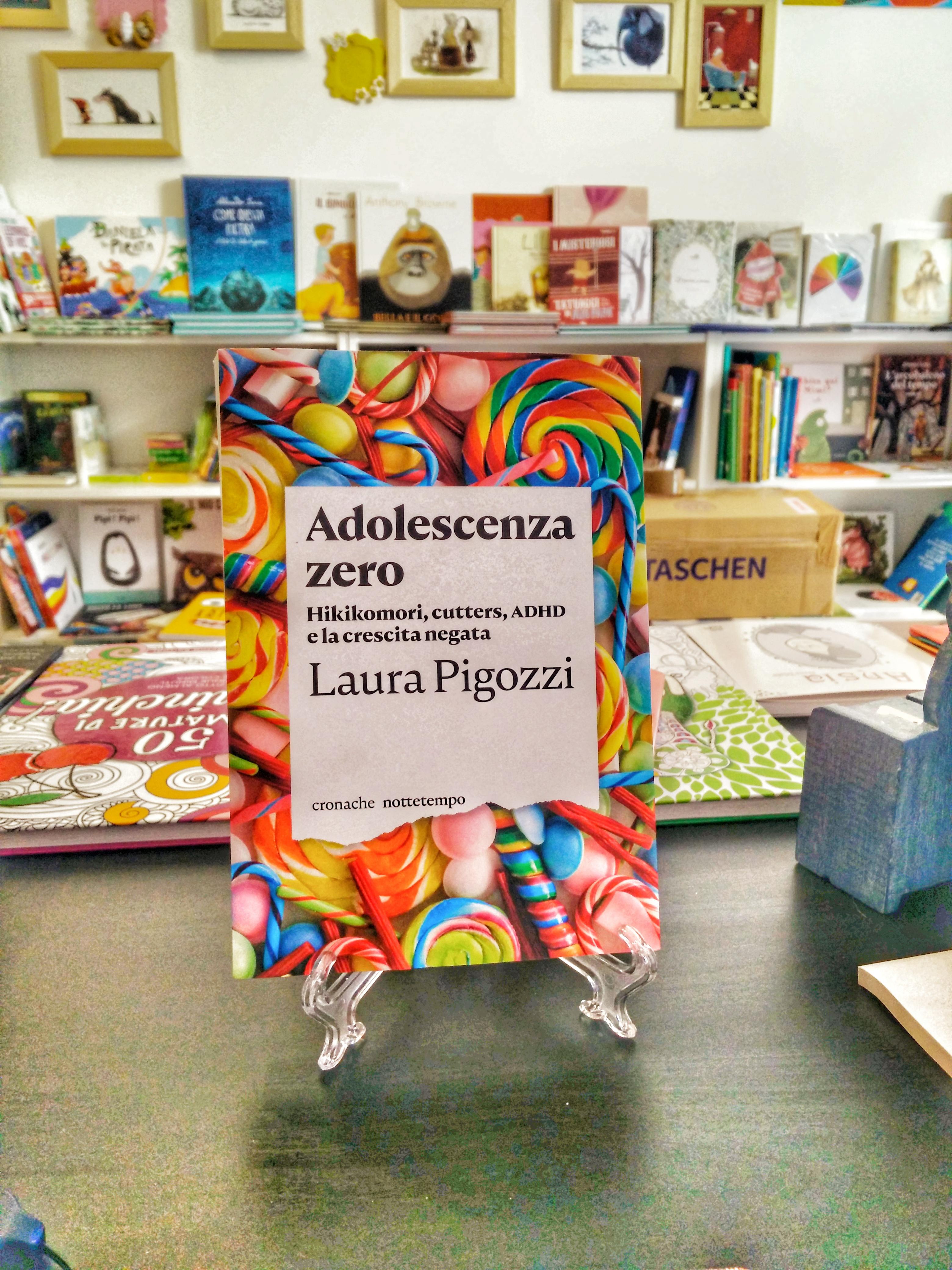 Adolescenza zero. Hikikomori, cutters, ADHD e la crescita negata