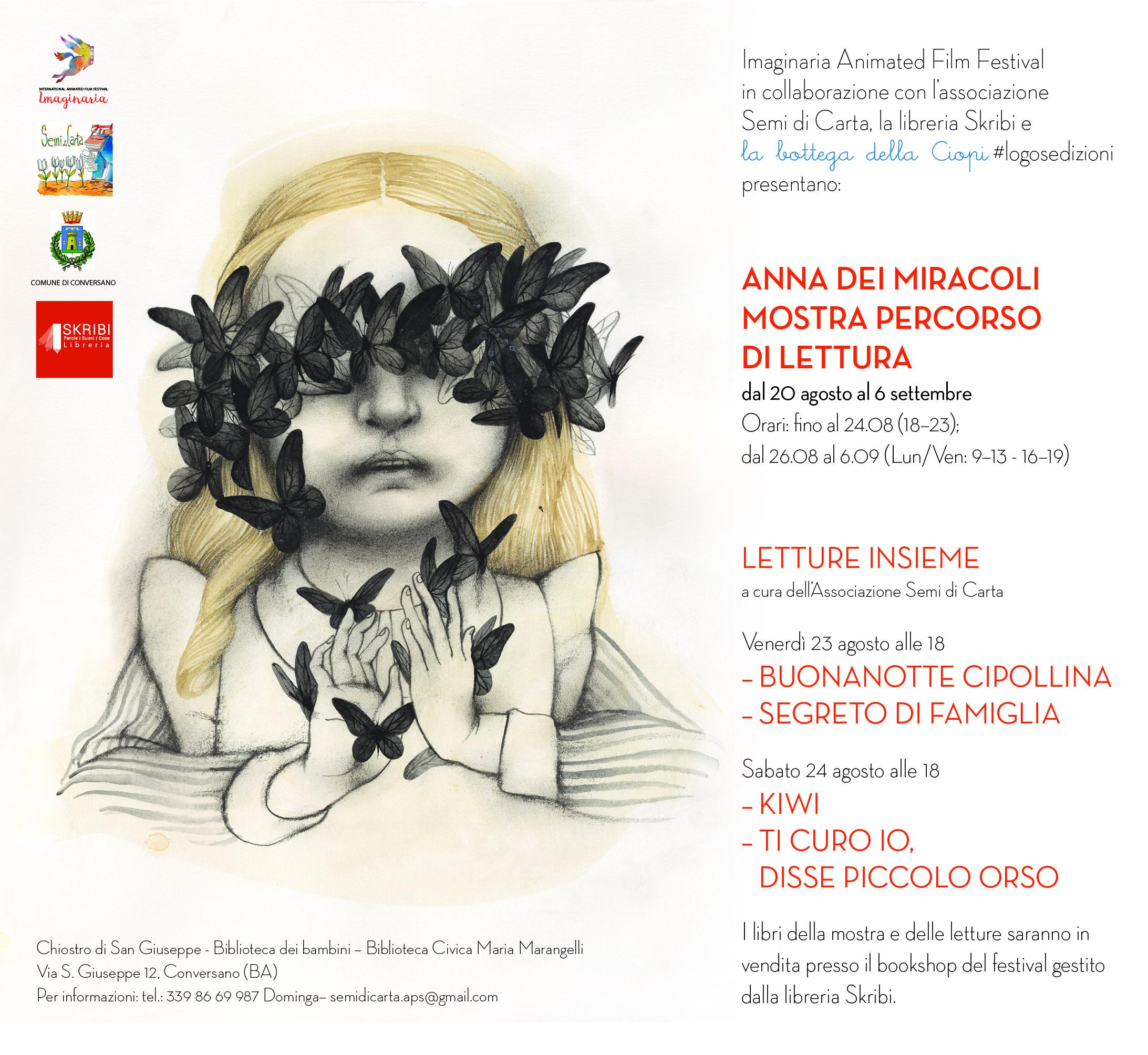 Anteprima Imaginaria Film Festival