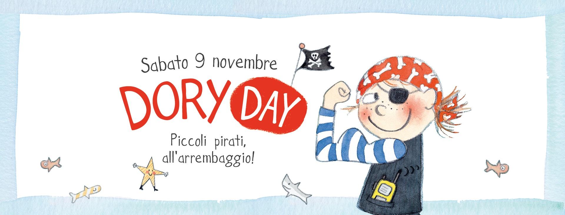 Dory Fantasmagorica Day