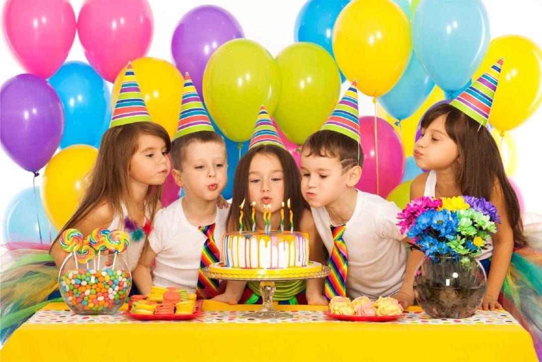 Feste di compleanno per i bimbi