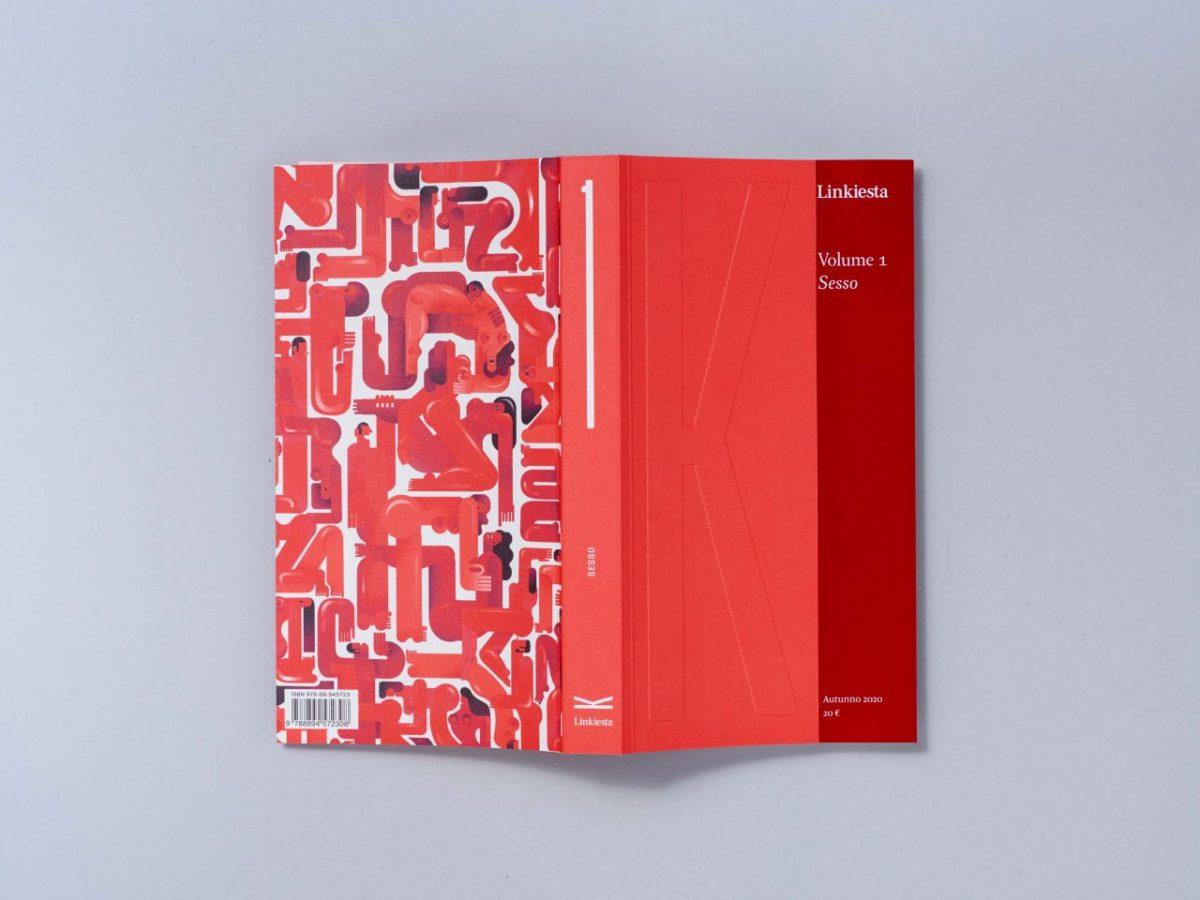 K _ la nuova rivista letteraria de Linkiesta