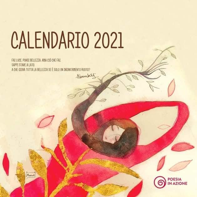 Calendario 2021 Poesia in Azione
