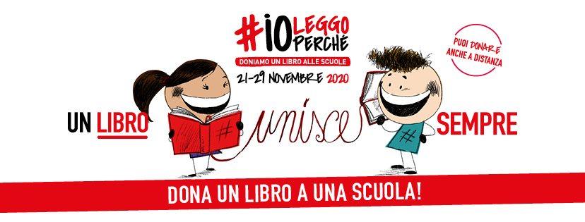 #ioleggoperché_dal 21 al 29 novembre