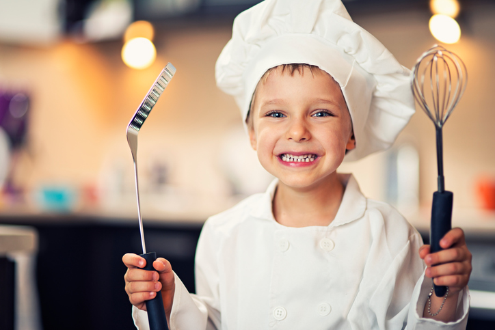 Skribi presenta Baby Chef_divertiamoci in cucina